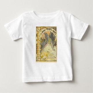 T-shirt Pour Bébé Reine de l'hiver
