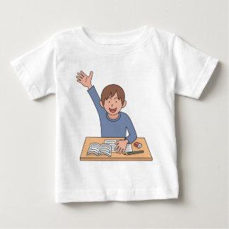 T-shirt Pour Bébé Relèvement de la main