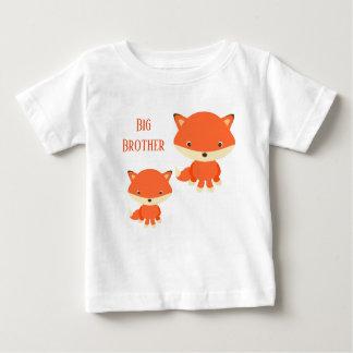 T-shirt Pour Bébé Renards de frère