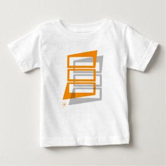 T-shirt Pour Bébé Rétro