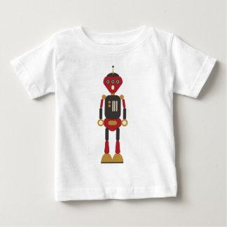 T-shirt Pour Bébé Rétro robot 3-Eyed drôle