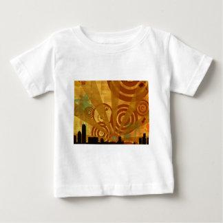 T-shirt Pour Bébé Révolutions de Digitals