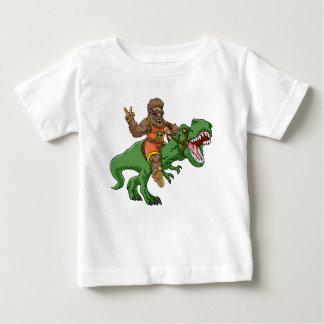 T-shirt Pour Bébé rex Bigfoot de rex-T de la Bigfoot-bande dessinée