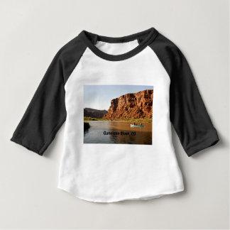 T-shirt Pour Bébé Rivière de Gunnison, Co