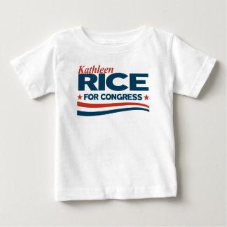 T-shirt Pour Bébé Riz de Kathleen