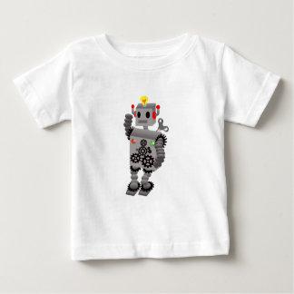 T-shirt Pour Bébé Robot