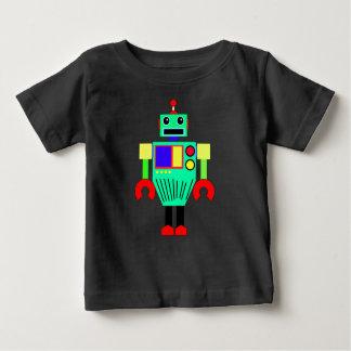 T-shirt Pour Bébé Robotique