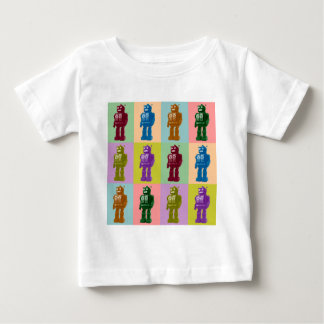 T-shirt Pour Bébé Robots d'art de bruit