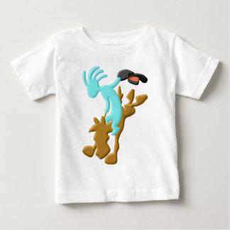 T-shirt Pour Bébé Rodéo de Natif américain de Kokopelli