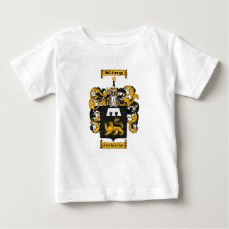 T-shirt Pour Bébé Roi (anglais)