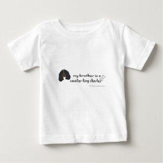 T-shirt Pour Bébé roi cavalier Charles - plus multiplie