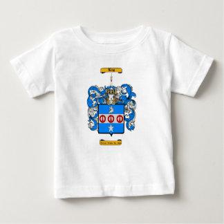 T-shirt Pour Bébé Roi (écossais)