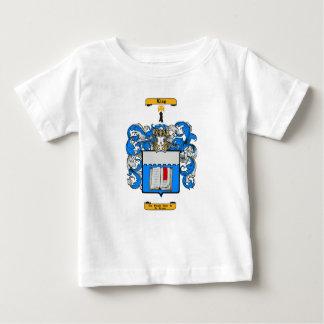 T-shirt Pour Bébé Roi (irlandais)
