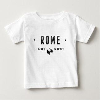 T-shirt Pour Bébé Rome