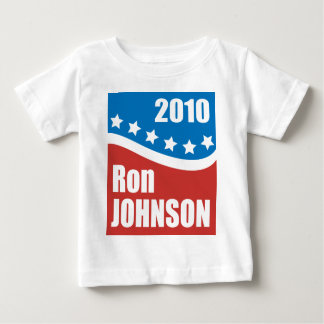 T-shirt Pour Bébé Ron Johnson 2010