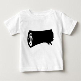 T-shirt Pour Bébé Rondin