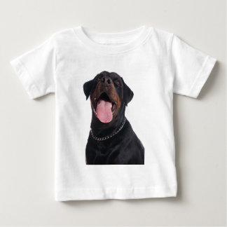 T-shirt Pour Bébé rottweiler