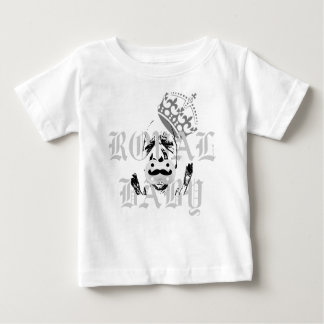T-SHIRT POUR BÉBÉ ROYAL BABY STYLE