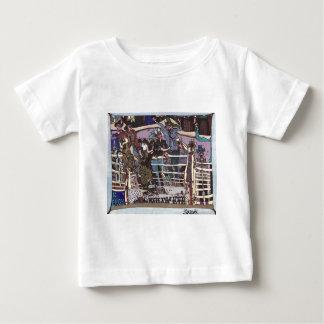 T-shirt Pour Bébé Ruée 8 secondes