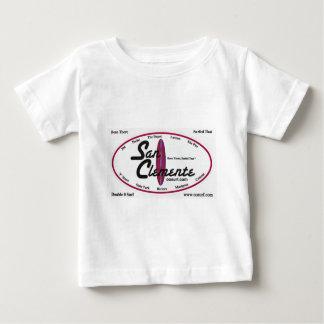 T-shirt Pour Bébé San Clemente - 'été là--That surfé