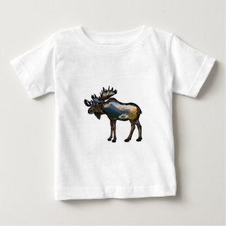 T-shirt Pour Bébé Sanctuaire intérieur
