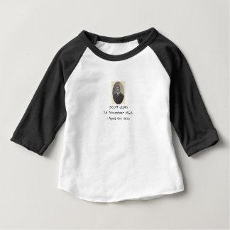 T-shirt Pour Bébé Scott Joplin