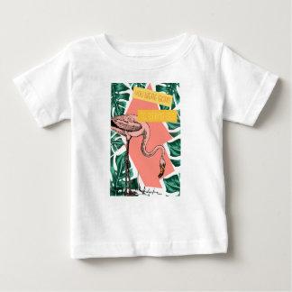 T-shirt Pour Bébé Séjour différent