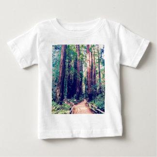 T-shirt Pour Bébé Séquoias de Californie