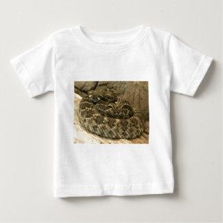T-shirt Pour Bébé Serpent enroulé