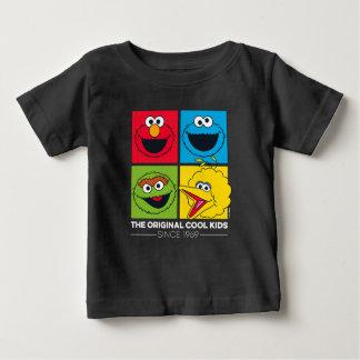 T-shirt Pour Bébé Sesame Street | les enfants frais originaux