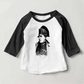 T-shirt Pour Bébé Silhouette de napoléon