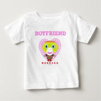 T-shirt Pour Bébé Singe-Morocko Ami-Mignon