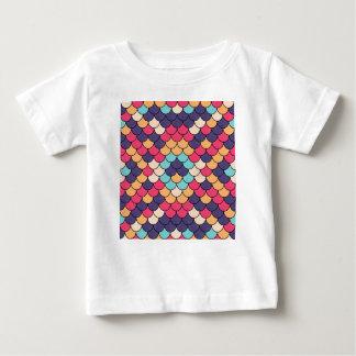 T-shirt Pour Bébé sirène IX