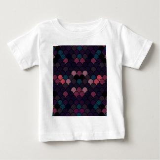 T-shirt Pour Bébé sirène X