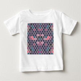 T-shirt Pour Bébé sirène XI