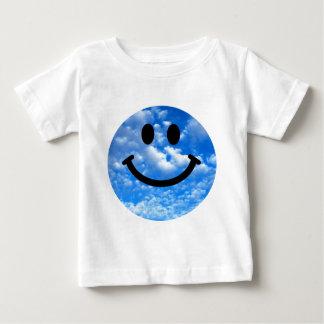 T-shirt Pour Bébé Smiley de ciel