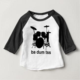 T-shirt Pour Bébé Solides solubles totaux de Dum de Ba