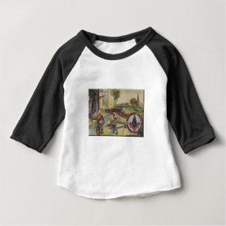 T-shirt Pour Bébé solomontemplemason