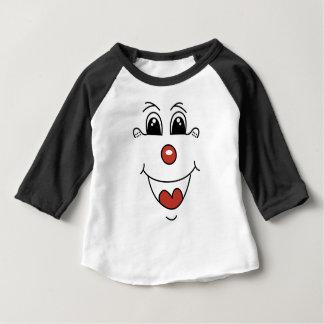 T-shirt Pour Bébé Soyez heureux