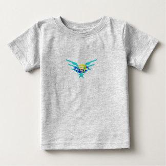 T-shirt Pour Bébé Starfly est un logo de children pour l'alignement