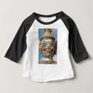T-shirt Pour Bébé Statue de démon de Yaksha, Bangkok