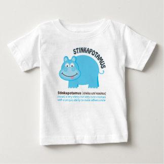 T-shirt Pour Bébé Stinkapotamus
