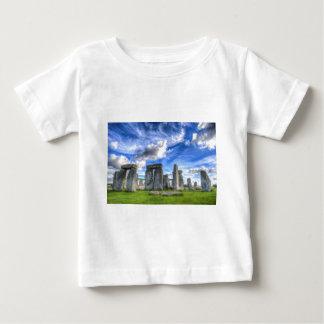 T-shirt Pour Bébé Stonehenge