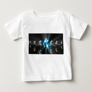 T-shirt Pour Bébé Stratégie de gain et mentalité réussie