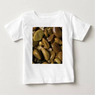 T-shirt Pour Bébé suffisance brune des roches