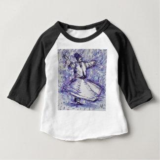T-shirt Pour Bébé sufi tourbillonnant - NOVEMBRE 27,2017