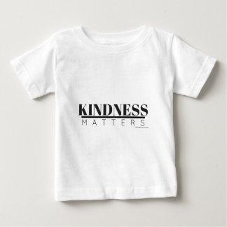 T-shirt Pour Bébé Sujets de gentillesse