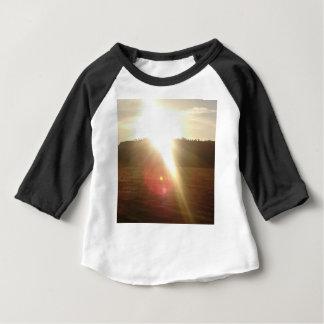 T-shirt Pour Bébé Sun d'or 3