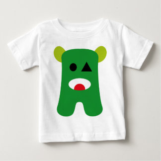 T-shirt Pour Bébé SuperMonsters4