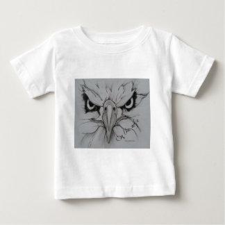 T-shirt Pour Bébé sur l'aigle de bord